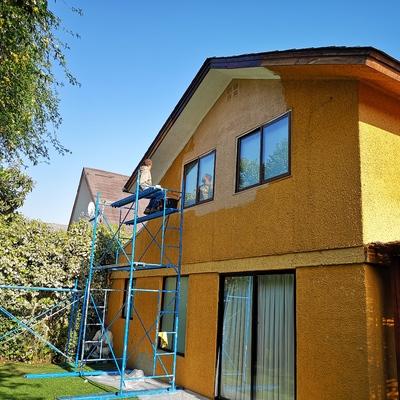 Pintura Casa Vitacura