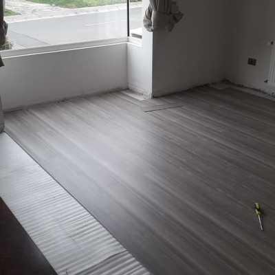 Cambio de piso Peñalolen