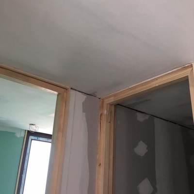 Proceso pintura interior