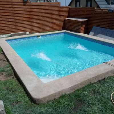 Reparación de piscina