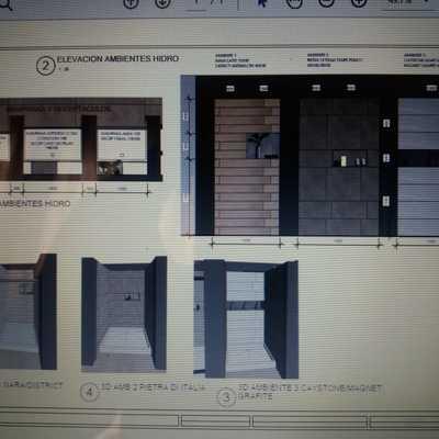 Plano de mueble