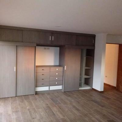 Dormitorio y fabricacion de closet
