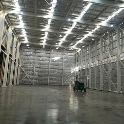 Estructura Interior e Iluminación