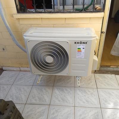 Instalación de aire acondicionado en la región de Maipú