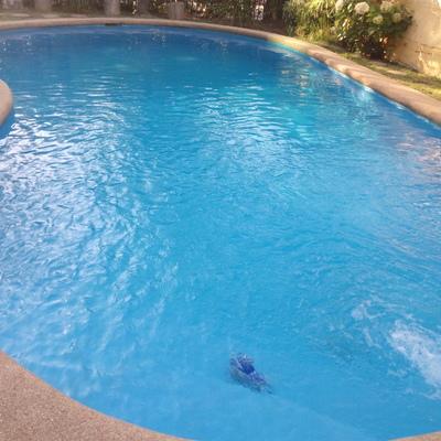 Revestimiento de piscina de 8x4