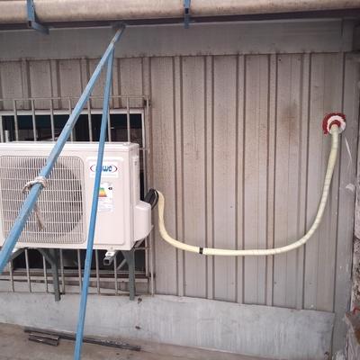 Instalación exterior a/a 9000 btu