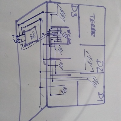 Diagrama instalacion loza radiante