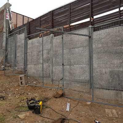 Desarme de Muro