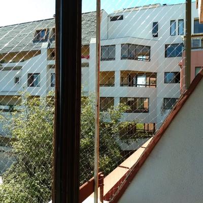 Balcón protección