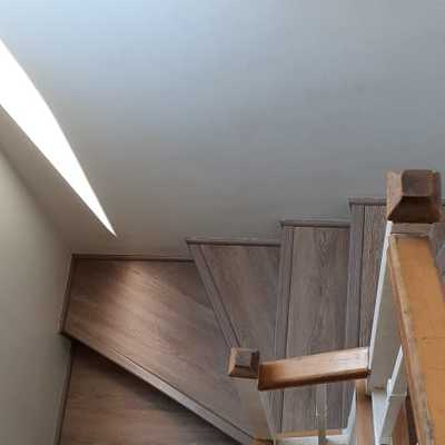 Revestimiento piso vinílico