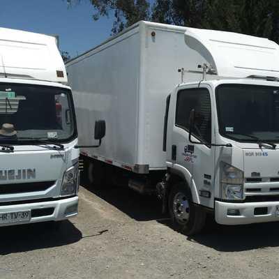 Camiones listos , operativos  e Impecables para trabajos de mudanzas y fletes