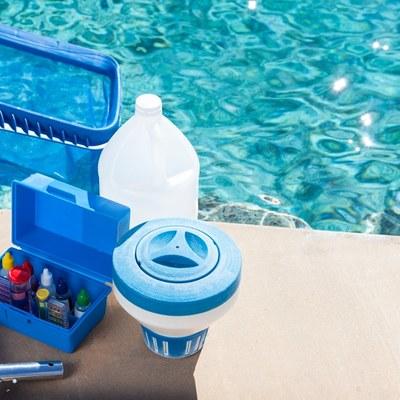 Limpoeza y mantención piscinas
