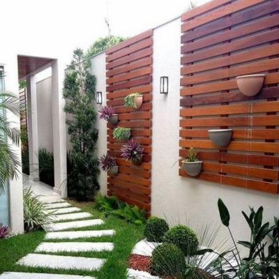 Muralla de jardín