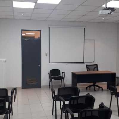 Salas de capacitación Taller de Metro San Eugenio