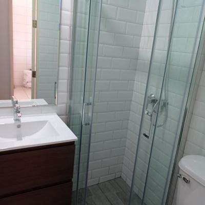Remodelacion de baño de visita...
