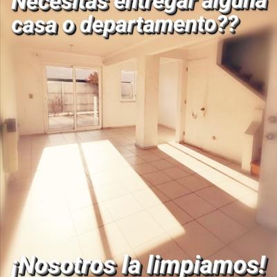 Necesitas limpiar una casa o departamento deshabitada?