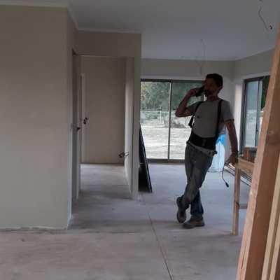 2º Proyecto : Construcción casa Quilaco Los Ángeles 2020
