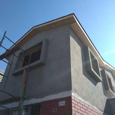 Terminaciones segundo piso