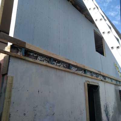 Terminaciones fachada