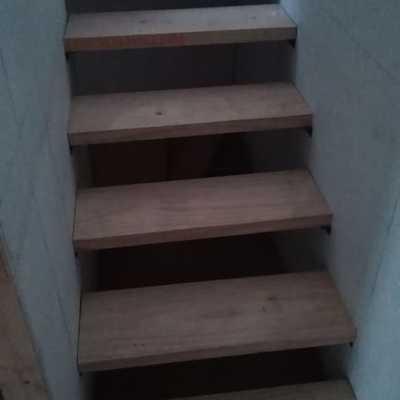 Fabrica e instalación escalera