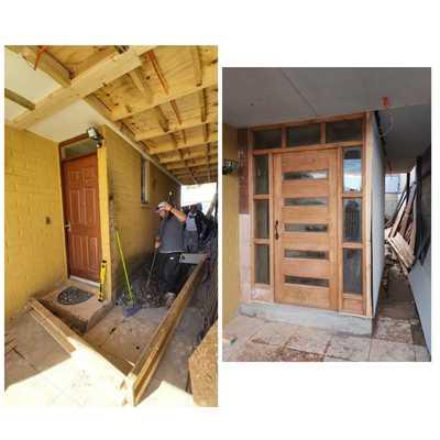 Remodelación interior casa Jardin Austral