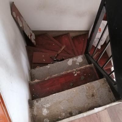 Remodelacion escalera