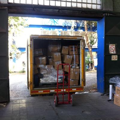 Servicio de Mudanzas y embalajes
