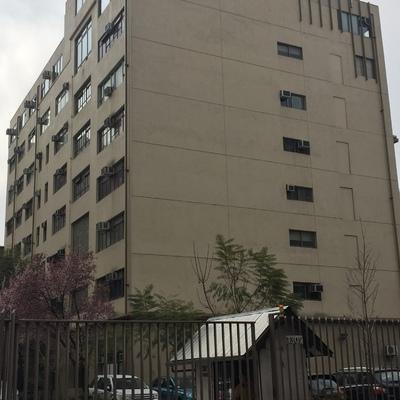 Edificio Instituto de seguridad laboral ( ISL) Teatinos esquina Rosas