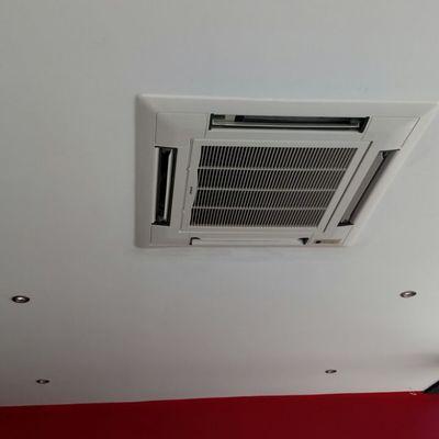 Venta e Instalación de equipos de climatizacion para oficinas