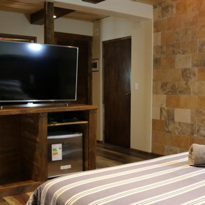 Remodelación de habitación de hotel