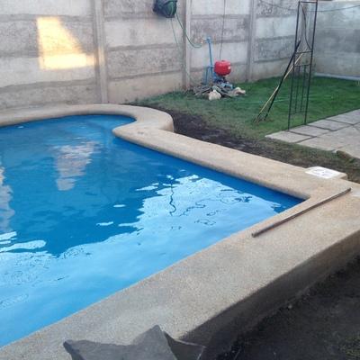 Construcci n de piscinas los ngeles for Construccion piscinas chile