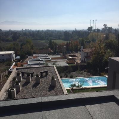 Impermeabilización  de Techo con jardín