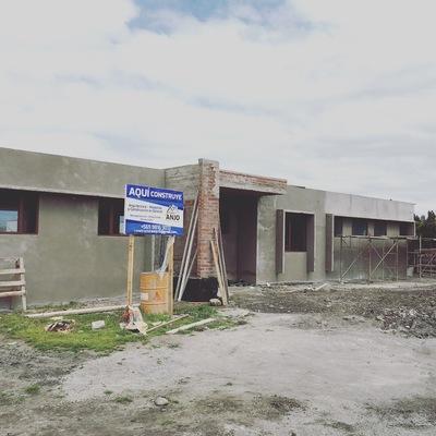 Construcción casa mediterránea 180 m2