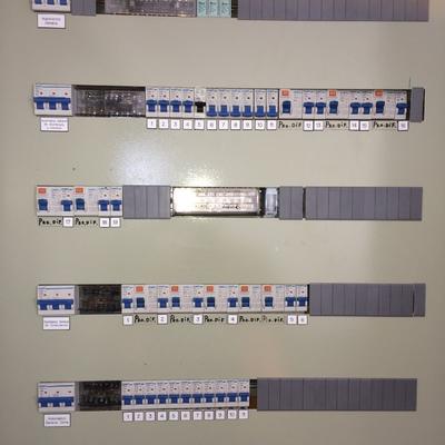 Electricidad 220 y 380