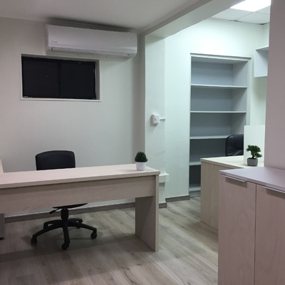 Proyecto Oficina CP