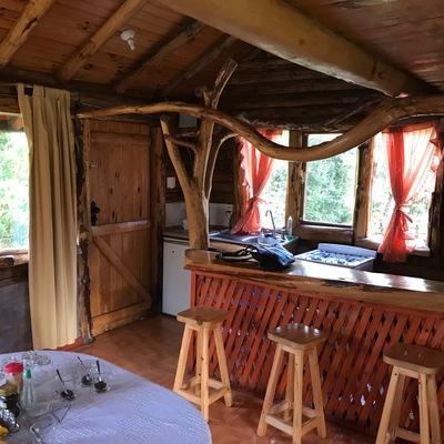 Cabaña Rustica