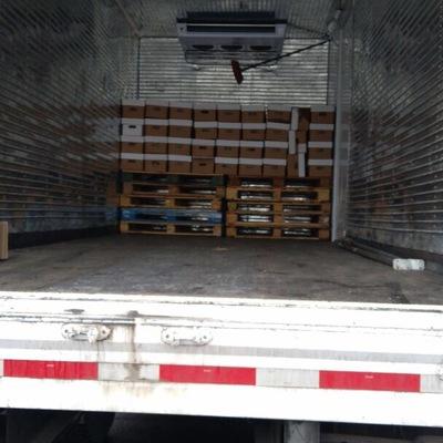 Equipo de frío y carga refrigerada