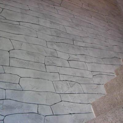 Imitacion de piedra