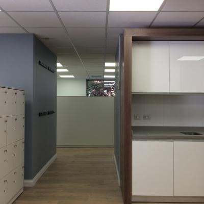 Remodelación oficina