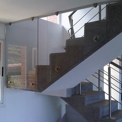 Remodelación escalera