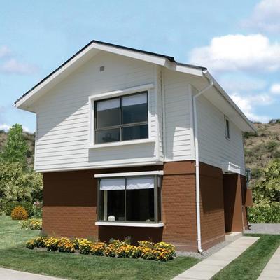 pintura exterior en casas