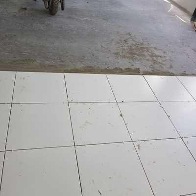 Nivelación e Instalación de pisos cerámicos