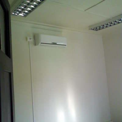 Instalación de equipos de aire acondicionado y posterior mantención