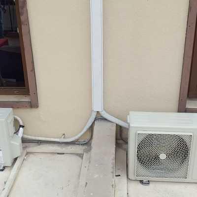 instalaciones de unidades exteriores condensadoras