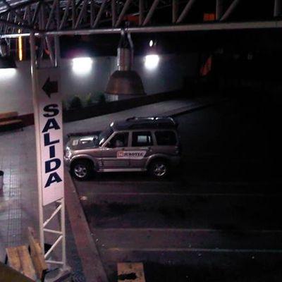 Instalación sistema de televigilancia CCTV Terminal San Fernando VI Región
