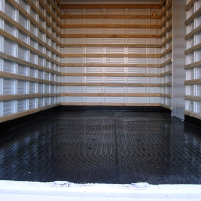 Interior carroceria