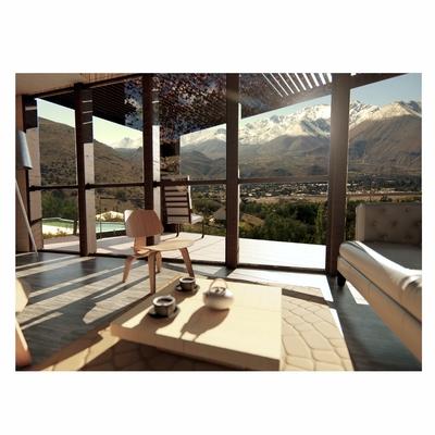 Vivienda Villa Sueca_Vicuña_Valle del Elqui