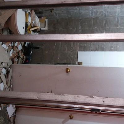 Demolición del baño