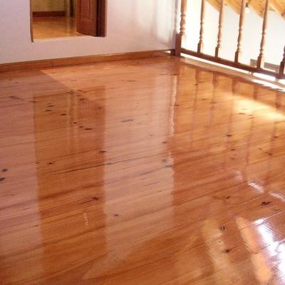 limpieza de pisos flotantes