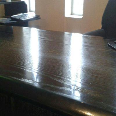 Limpieza de escritorios